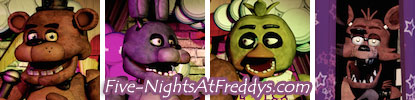 Fnaf Night 7