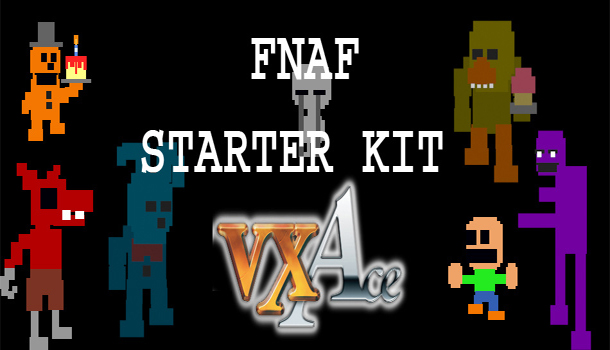 Fnaf Mini Game Starter Kit Vx Ace