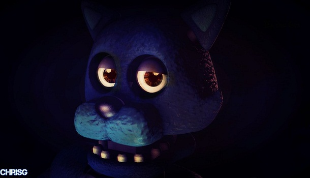 FNAF Sister Location Fan – Made