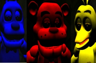 Five Nights at Freddy's 3D demo