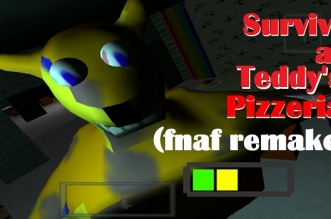 Survive Teddy's Pizzeria