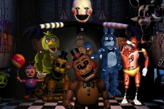 Five Nights at Freddys 2 RPG