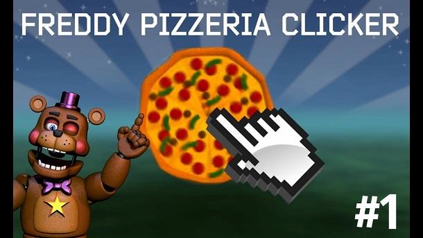 Freddy Pizzeria Clicker
