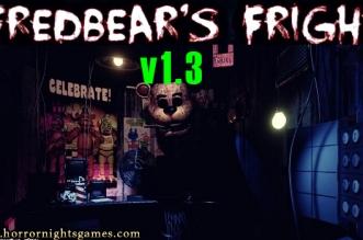 FredBears Fright